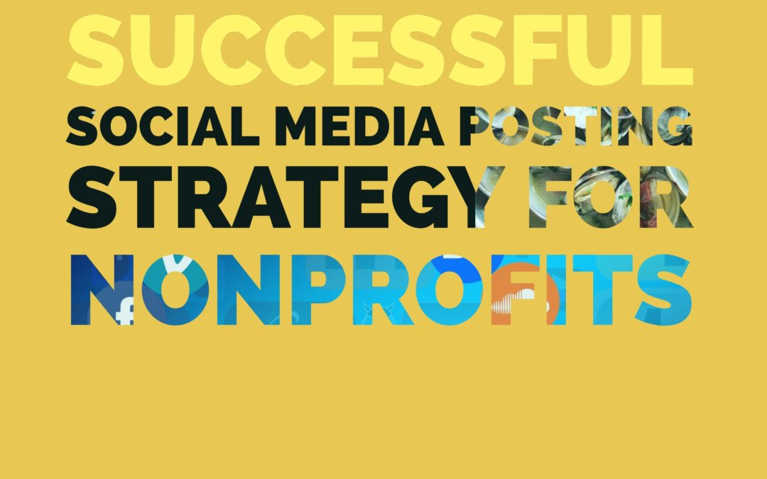 Successful Social Media Strategy for Nonprofits