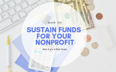 How to Sustain Funds for Your Nonprofit, Part 3: Asking