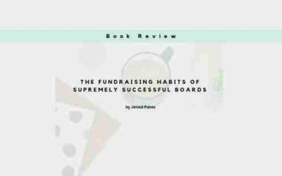 Book Review: The Fundraising Habits of Supremely Successful People