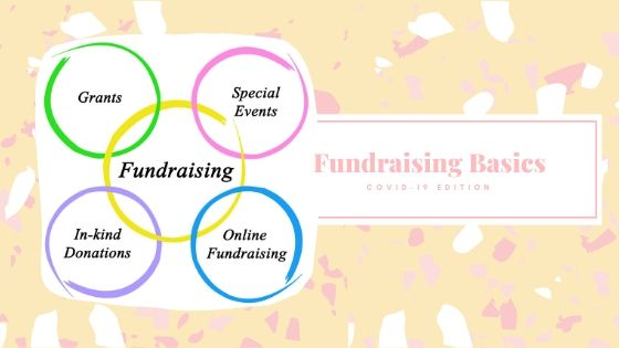 Fundraising Basics: COVID-19 Edition